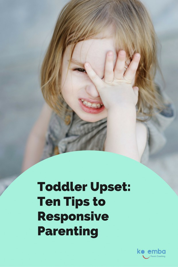How to Deal with Toddler Tantrum