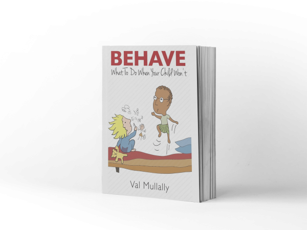 BEHAVE book freestanding