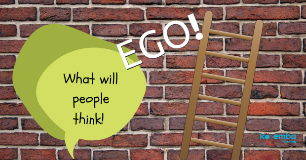 Good Manners Matter but EGO gets us to the wrong place
